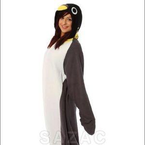 Other - SAZAC Penguin Kigurumi Costume/Pajamas/Onesie- NWT